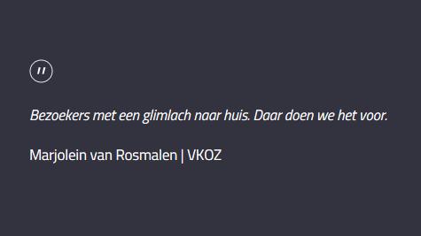 VKOZ evenementenbureau in Rotterdam
