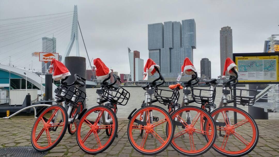 Mobike Rotterdam