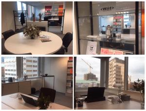Kantoor VKOZ Rotterdam