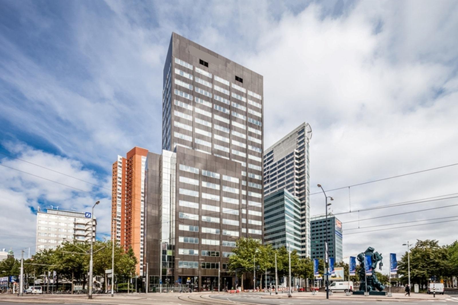 VKOZ Coolsingel 120 Rotterdam