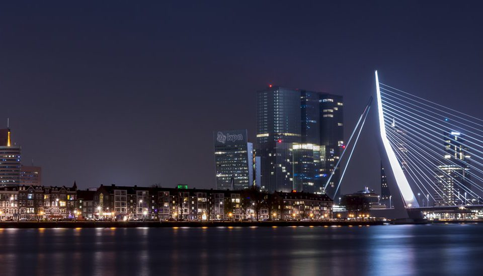 picture Rotterdam by Jeff Appeldoorn