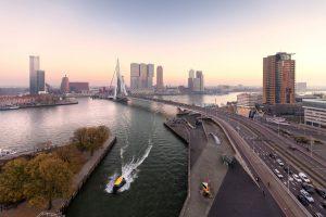 Evenementenlocaties in Rotterdam