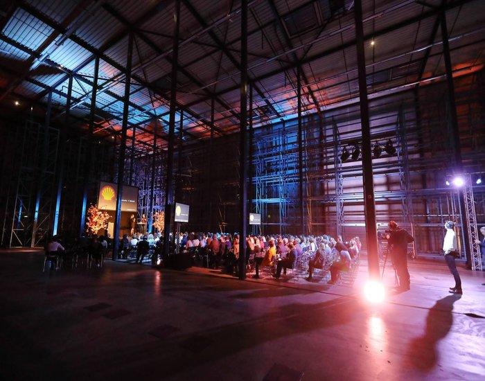 evenementenlocatie Van Nelle Rotterdam