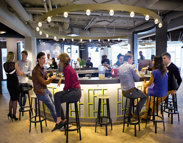 CIC Venture Cafe Rotterdam