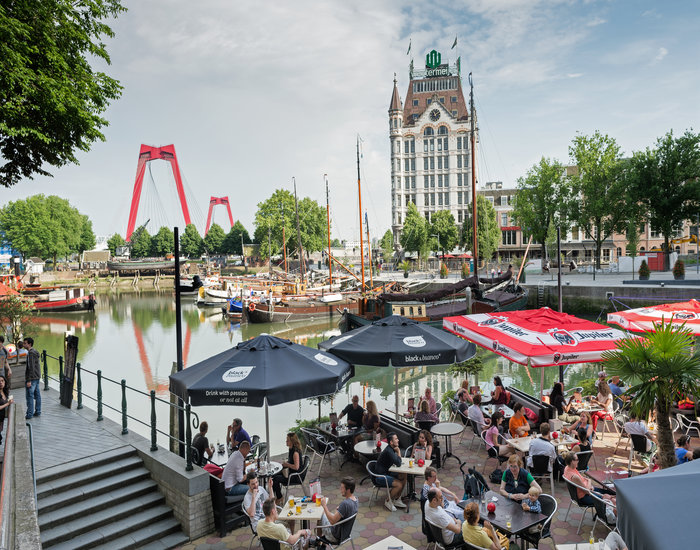 teamdag Rotterdam