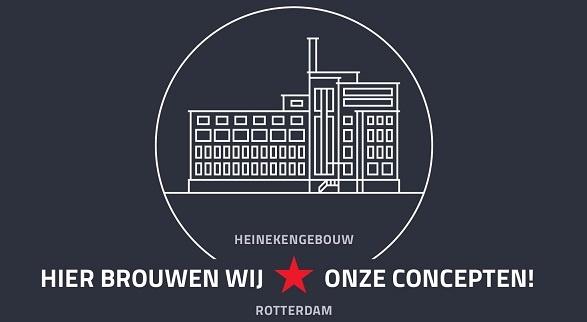 VKOZ eventbureau in Rotterdam