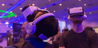 VR tijdens evenementen