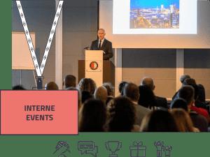 Interne events van VKOZ