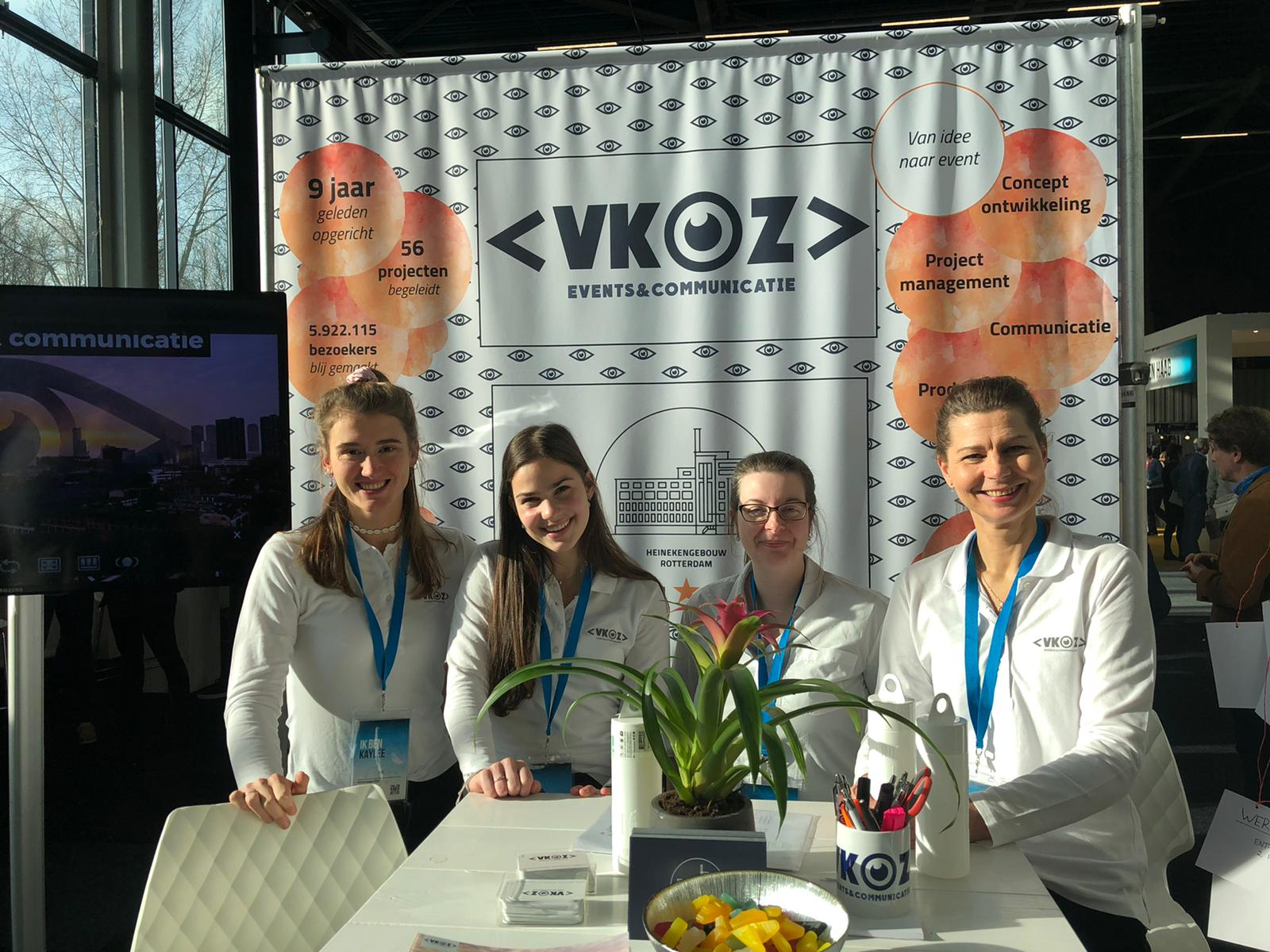 VKOZ team EventSummit Rotterdam