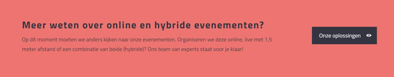 online en hybride events van VKOZ in Rotterdam