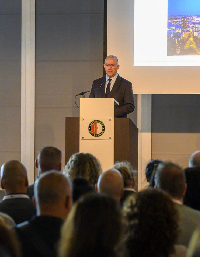 congres De Kuip Rotterdam