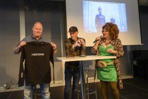 winnaar game Hedone prijs