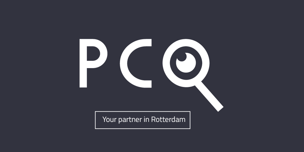 PCO your partner in Rotterdam