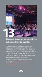 VKOZ communicatie events