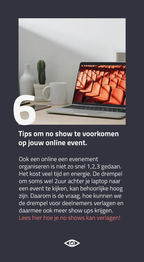 tips online event